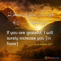 Let's be grateful for all we have!     #Islam #Quotes #Faith