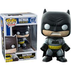 ✔ Batman - Batman The Dark Knight Returns - Funko Pop! Funko Pop Marvel, Funko Pop Batman, Marvel E Dc, Dark Knight Returns, The Dark Knight Rises, Batman The Dark Knight, Black Batman, Batman Batman, Batman Stuff