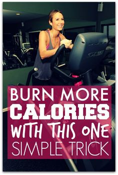 Which position on the elliptical burns the most calories? The answer Cybex found might surprise you. via @fitbottomedgirl