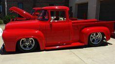 Sick '56 Ford F100