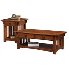 Found it at Wayfair - Brockton Coffee Table Set