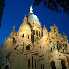 Basílica de Sacré Cœur, Paris