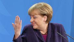 Mögliche große Koalition:Merkel zieht ihre Sondierungsbilanz - Politik - Süddeutsche.de