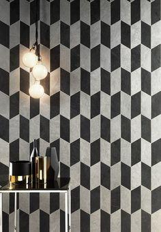 Waterfall, variable material Ästhetisches Design, Tile Design, Floor Design, Interior Walls, Interior Design, Tiles Texture, Room Tiles, Wall Cladding, Stone Tiles