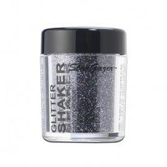 Starlight Glitter Shaker- Rocket Silver