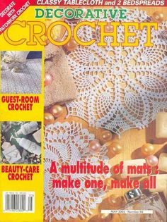 Decorative Crochet Magazines 57 - Gitte Andersen - Веб-альбомы Picasa