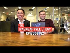 Watch Gary Vaynerchuk & Brian Solis discuss the future, marketing and more. Episode My Friend Brian Solis Answers Questions on the Show