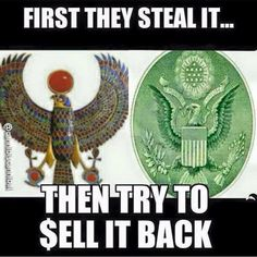 TRUTH, but both are idolatry! Black History Facts, Black History Month, Minions, Black Pride, We Are The World, African American History, Ancient History, Ancient Egypt, World History