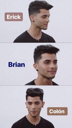 #Erick #Brian #Colon #cncowners #CNCO #2018 #agosto Erick Brian Colon Instagram, Erik Brian Colon, Brian Christopher, Five Guys, Fandom Memes, Just Pretend, Founding Fathers, My Boyfriend, Celebrity Crush