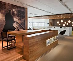 American Express Office Headquarters Interior