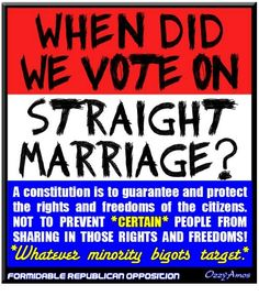 Civil rights exist to PROTECT the minority from majority preferences. Ask the framers.
