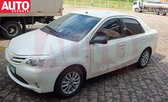Toyota Etios continues testing in Brazil
