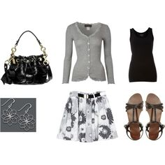 """spring time"" by amanda-johnston on Polyvore"