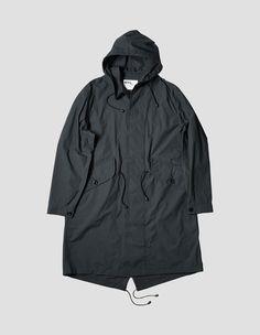 MARGARET HOWELL - MHL FISHTAIL PARKA - Outerwear - Shop - Men