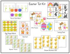 Easter Ideas 4 Toddlers