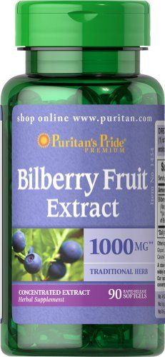 Product review for Puritan's Pride Bilberry 4:1 Extract 1000 mg-90 Softgels -  Reviews of Puritan's Pride Bilberry 4:1 Extract 1000 mg-90 Softgels. Buy Puritan's Pride Bilberry 4:1 Extract 1000 mg-90 Softgels on ✓ FREE SHIPPING on qualified orders. Buy online at BestsellerOutlets Products Reviews website.  -  http://www.bestselleroutlet.net/product-review-for-puritans-pride-bilberry-41-extract-1000-mg-90-softgels/