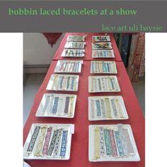 Lace Bracelet, Bracelets, Lace Art, Art Textile, Thread Art, Bobbin Lace, Fiber, Fashion Styles, Arts And Crafts