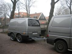 vw transporter t4 duo