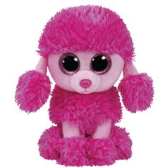 Ty Beanie Boos Patsy Poodle Small