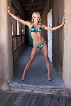Interview with Amazing Figure/Fitness Competitor Brittany Umbrage