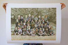 """Spirit Animal Collective (Tinted)"" Archival Print | Kozyndan"
