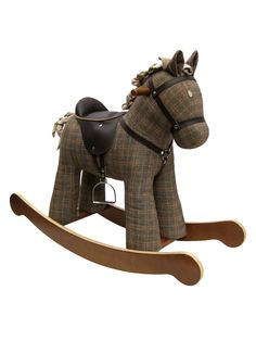 Jasper Rocking Horse by Little Bird Told Me at Gilt