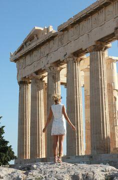 A Fashion Love Affair | Greece.