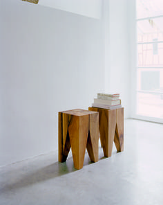 Backenzahn stool Love the stool, but 1300$ for a oak finish is a bit much and 2000$ for a walnut is just outrageous