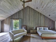 House in Amagansett by Maziar Behrooz Architecture