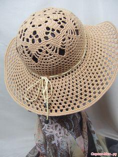 """Шляпа """"Bon Voyage"""""""