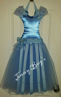 Princess Cinderella Inspired Tutu Bow Holder by JennyBugs3 on Etsy