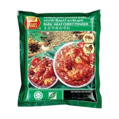 Baba's Meat Curry Powder 250g