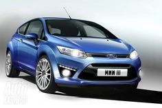 New 2011 Ford Focus Pictures