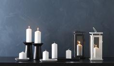 SINNERSO windlicht   IKEA IKEAnl IKEAnederland kaars decoratie decoratief accessoire accessoires wit gezellig kamer woonkamer inspiratie wooninspiratie interieur wooninterieur Ikea Candles, Candle Sconces, Wall Lights, Ikea Ideas, Room Decor, Diy, House, Appliques, Candle Wall Sconces