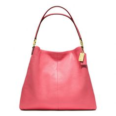In case my hubby ever wants to get me a gift... This is it!  Coach :: New Madison Leather Phoebe Shoulder Bag