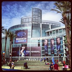 WonderCon, Anaheim Convention Center, California