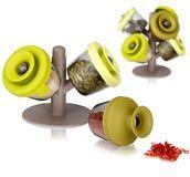 Pojemniki na przyprawy PopSome od Fabryka Form