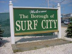Surf City Long Beach Island New Jersey Surfcity Welcome.jpg - Welcome to Surf City, Long Beach Island, NJ