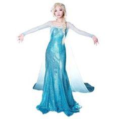 elsa reine des neiges - Recherche Google Elsa Cosplay, Cosplay Costumes, Halloween Costumes, Elsa Fancy Dress, Frozen Elsa Dress, Frozen Snow Queen, Queen Elsa, Recherche Google, Anna