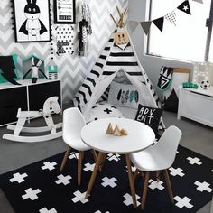 There's not enough styled boys room pics out there so thought I'd share…