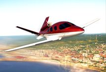 Vision SF50 - If this ever gets into production you will see one on the ramp at Butler County.
