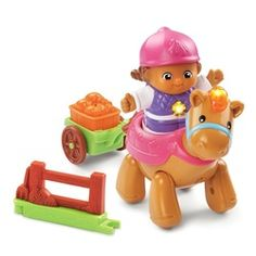 VTech Toys, Smart Animals and play sets. Horses and stable, farm and farm animals. VTech Smart Friends and Smart Wheels toys. Toddler Age, Toddler Toys, Kids Toys, Baby Learning Toys, Learning Toys For Toddlers, Christmas Gifts For Girls, Birthday Gifts For Girls, Sheriff Callie Toys, Barbie Horse
