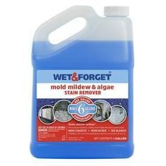 Wet And Forget 43 Fl Oz Liquid Mold Remover 800015 Mold Remover