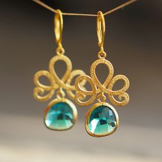 These remind me of Princess Jasmine in Alladin. Love them!