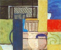 Pere Daura - Naturaleza muerta- 1929. Oleo sobre tela. 38 x 46 cm. -Ciudad de la pintura - La mayor pinacoteca virtual
