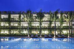Galeria - Resort Naman / Vo Trong Nghia Architects - 19