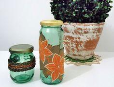 Decoração sustentável com vidros: como colorir