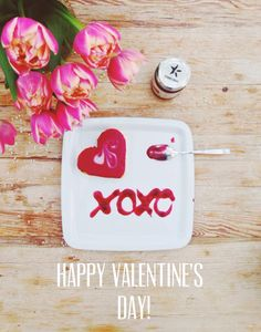 Happy Valentine's Day! xoxo
