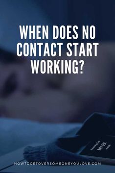 When Does No Contact Start Working? Everything You Need To Know About Quitting Your Ex Cold Turkey.And Making Them Run Right Back To You Rebound Relationship, Best Relationship Advice, Couple Relationship, New Relationships, Missing Your Ex, Missing You So Much, Get Her Back, Get Over It, Cheating Husband Quotes