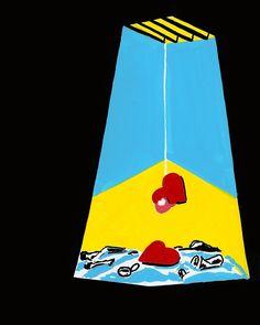 STEPHEN POWERS http://www.widewalls.ch/artist/stephen-powers/ #graffiti #street #art